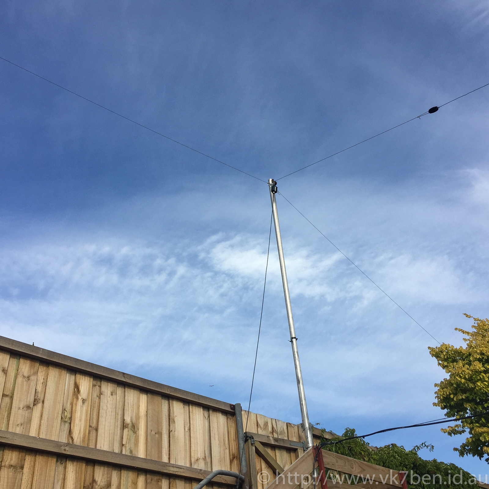 New HF Antenna for Home – an OCF Windom! – CQ DE VK7BEN